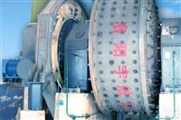 氧化铝结壳块粉磨系统